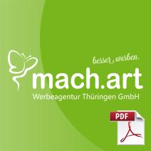 mach.art Image-Broschüre